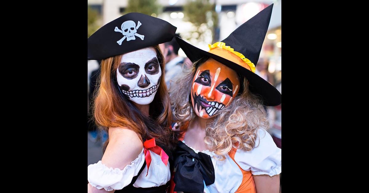 Фото на хэллоуин своими руками - Сделай дочке