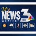 MyNews3 Weather for iPad icon