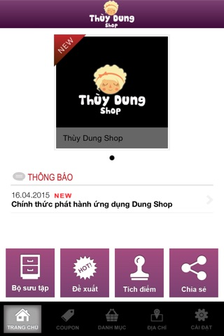 Thùy Dung Shop screenshot 2