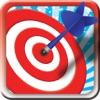 Bullseye Shooter- Practice Dart Shooting Skill Free