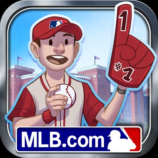 MLB Ballpark Empire iOS App