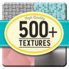 500+ Textures