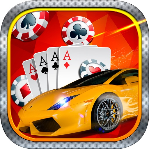 POKER 2 Richest - Play Video Poker Game at Monte Carlo Casino with Real Las Vegas Gambling Odds for Free ! iOS App