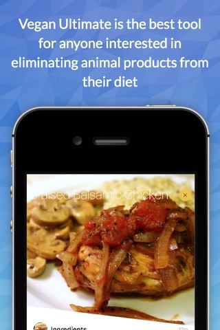 Vegan Ultimate - Delicious Vegan Diet Recipes and Meals screenshot 4