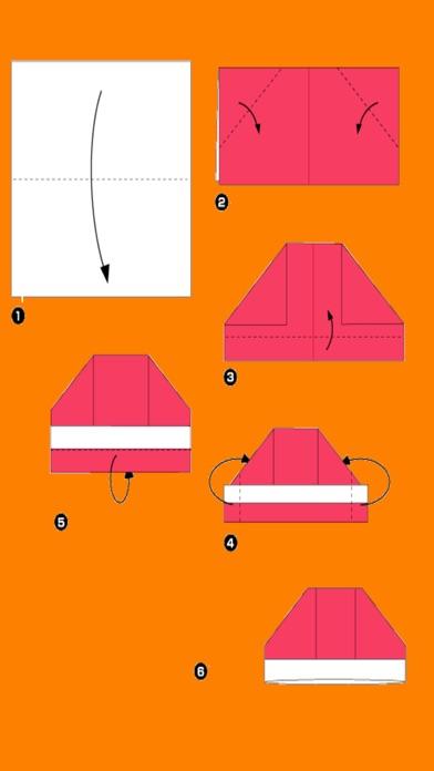Paper Origami Instructions - Origami Art screenshot four