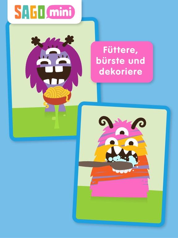 Sago Mini Monsters Screenshot