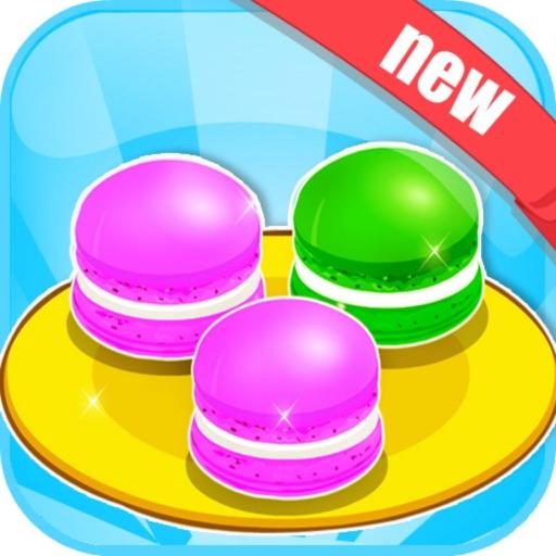 Make Delicious Macaroons iOS App