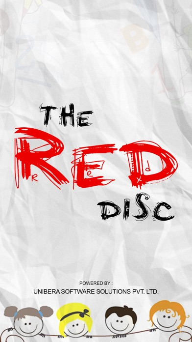 download The Red Disc - Don't tap on red disc apps 2