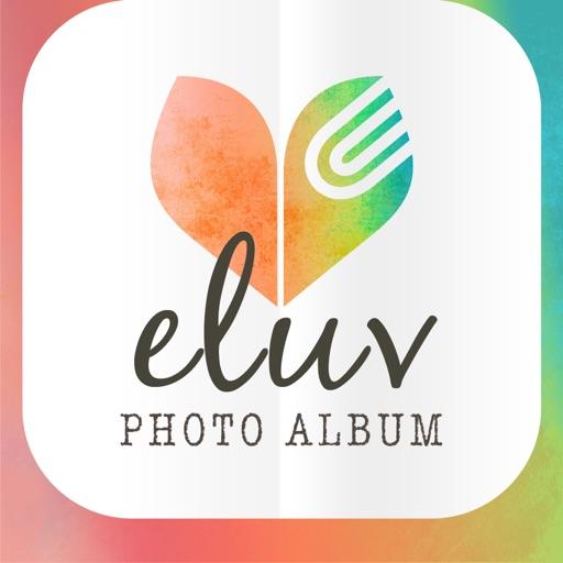 eluv エラブ-アルバム整理&写真コラージュ合成アプリ