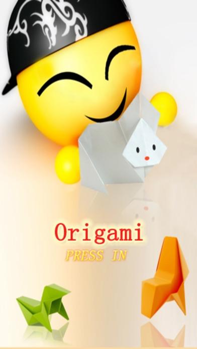 Paper Origami Instructions - Origami Art screenshot one
