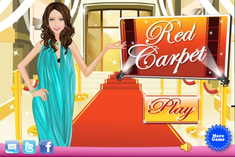Dress Up - Red Carpet screenshot 1