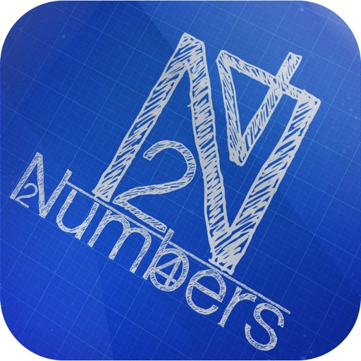Числа - Numbers puzzle - School game