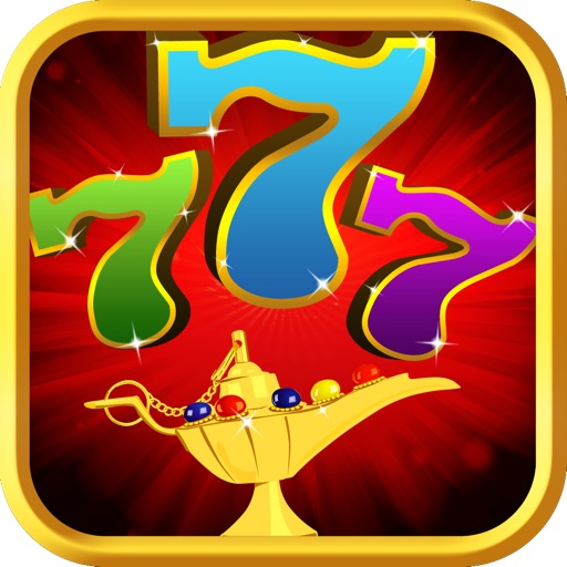 Ace Arabian Casino Slots - Magic Genie Jackpot Big Win Adventure Slot Machine Game Free iOS App