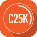 C25K® - 5K Trainer FREE - (Go from Couch Potato to Running the 5K) icon