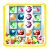 Ein Super Jewel Match 3 Puzzle Schlag für Instant Göttlichen Glitz & Glamour Mania, Crush it Now!