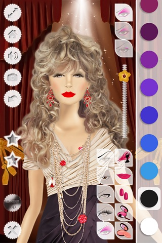Makeup, Hairstyle & Dressing Up Fashion Princess screenshot 3