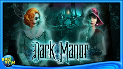Dark Manor: A Hidden Object Mystery.-4