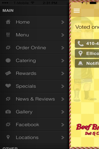 Beef Brothers Deli screenshot 2