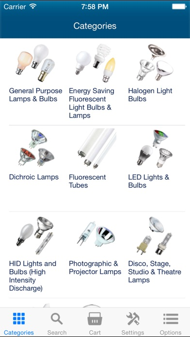 download The Lightbulb Catalogue apps 1