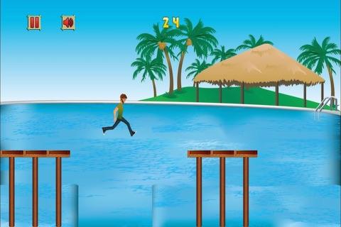 A Slender Boy Running Beneath Still Waters - Deep Cries Out Pro screenshot 2