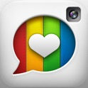 Chat for Instagram - Send private text messages, photos, voices and stickers to your insta.gram followers and friends icon
