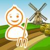 Meine Wimmelwelt - Bauernhof: spielerisch lernen mit Spass! Lerne das ABC mit verschiedenen Spielen,  Anlaute gesprochen von Kindern!