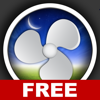 Free Bed Time Fan - White Noise Sounds