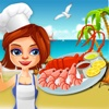 Beach Party Cookout Fever: Delicious Oceanside Cooking Scramble FREE