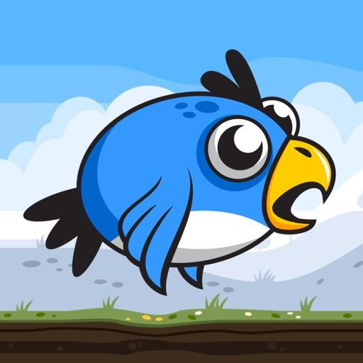 Hippy Bird iOS App
