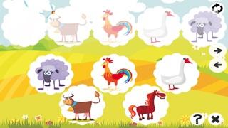 Screenshot of Animal Memorizzazione Bambini Gioco: Scopri il Pensiero Logico1
