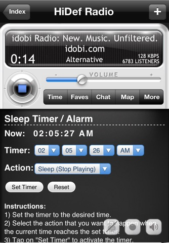 HiDef Radio Pro - News & Music Stations screenshot 3