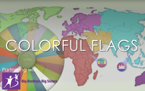 Colorful Flags screenshot 1