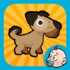 Animals - educational puzzle games for kids and toddlers