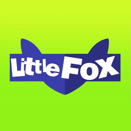リトルフォックス: 英語童話ライブラリー
