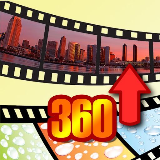 视频转成全景图:Video Pano 360【摄影录像】