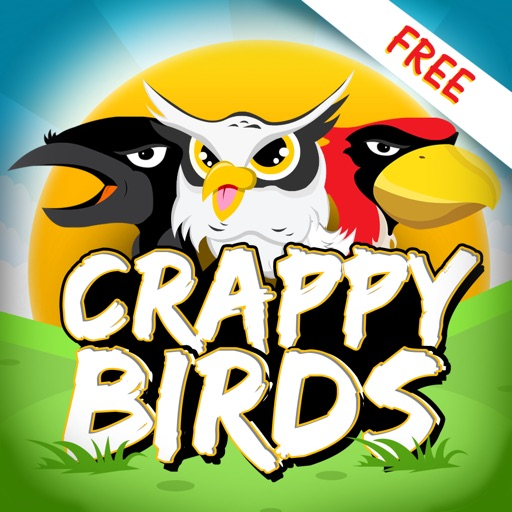 Crappy Birds Free iOS App