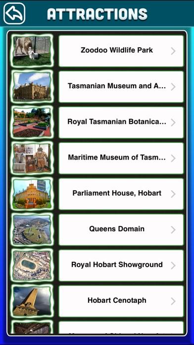 Hobart City Offline Travel Guide screenshot three