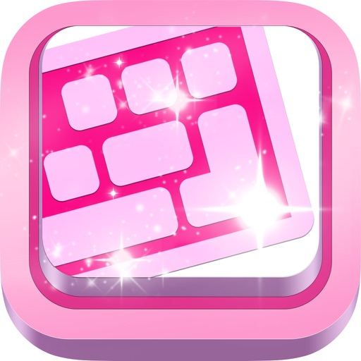 PinkKey: colorful pink predictive keyboard with autocorrect, autocomplete and prediction iOS App