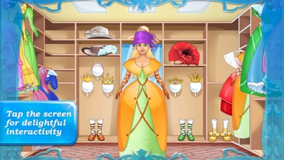 The Princess And The Pea An Interactive Childrens Story Book Hd review screenshots