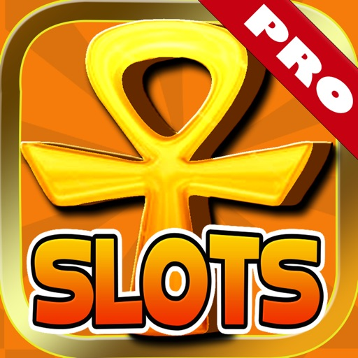 Pharaoh's Slots Pro - Awesome Way to Play Ancient Egypt Slot Machine iOS App