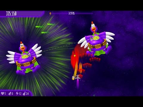 Скачать Chicken Invaders 4 HD