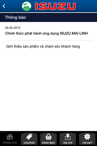 ISUZU MAI LINH screenshot 3