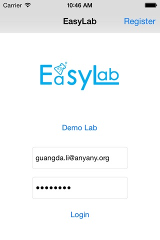 EasyLab screenshot 2