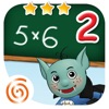 Math Grade 2 - Successfully Learning - Educational app to practice multiplication, addition and calculating with money