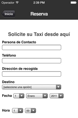 Taxi Oviedo II screenshot 3