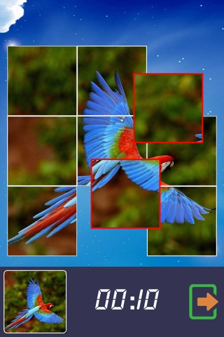 Animal Jigsaw Puzzle - Ultimate swap tile game edition screenshot 2