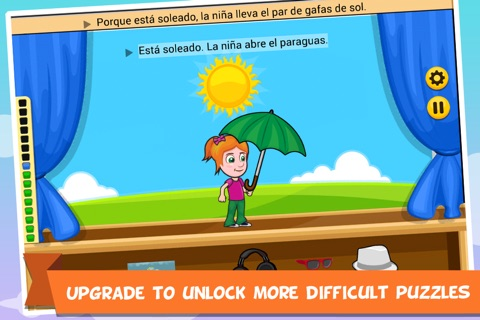 Learn Spanish with Stagecraft screenshot 4