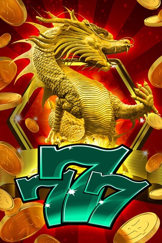 -888- Unlimited Dragons Slots Machine screenshot 1