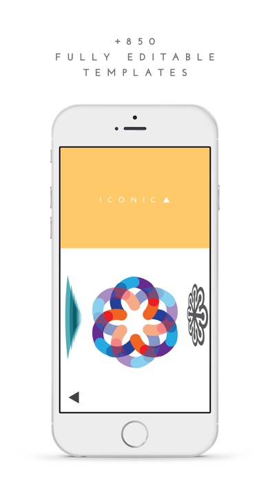 iphone app logo template - logoscopic studio logo maker on the app store