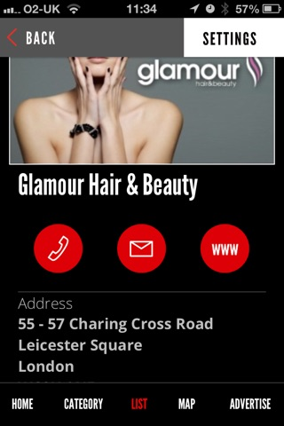 Hair and Beauty Finder screenshot 4